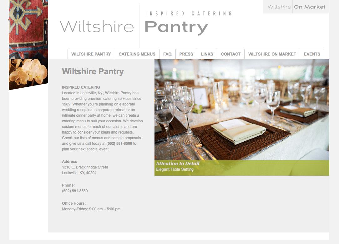 wiltshirepantry