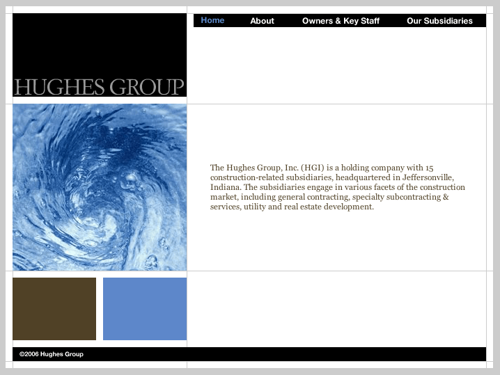 Hughes Group web site